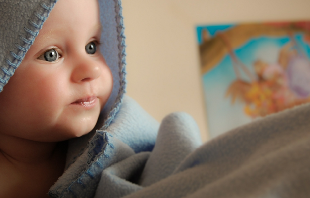 tete plate bebe