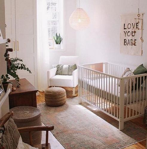 aménager chambre de bebe