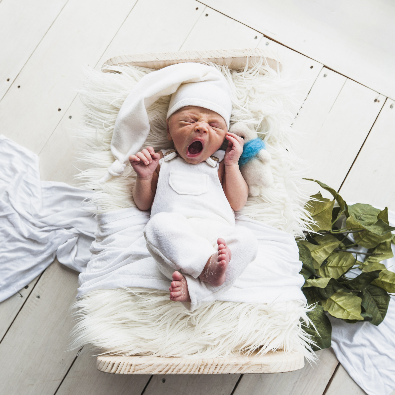 aider bébé à dormir seul